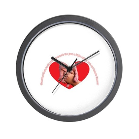 how to fix wall clock hands