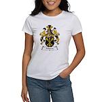 Futterer Family Crest Women's T-Shirt