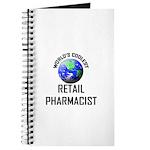 World's Coolest RETAIL PHARMACIST Journal