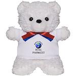 World's Coolest RETAIL PHARMACIST Teddy Bear