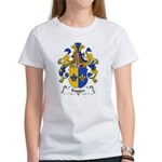 Fugger Family Crest Women's T-Shirt