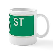 35th Street in NY Mug