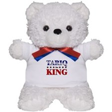 TARIQ for king Teddy Bear