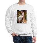 Windflowers & Golden Sweatshirt