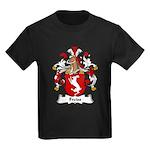 Freiss Family Crest Kids Dark T-Shirt