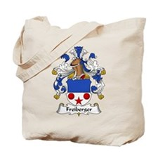 Freiberger Family Crest Tote Bag