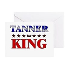 TANNER for king Greeting Card