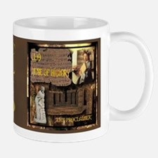 Greek Goddess Clio Mug
