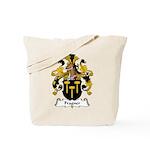 Fragner Family Crest Tote Bag