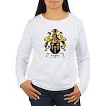 Fragner Family Crest Women's Long Sleeve T-Shirt