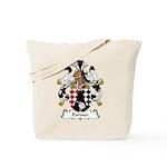 Fortner Family Crest Tote Bag