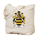 Flach Family Crest Tote Bag
