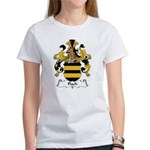 Flach Family Crest Women's T-Shirt