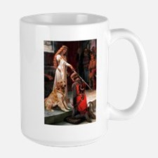 Golden Retriever in The Accollade Mug