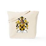 Felner Family Crest Tote Bag