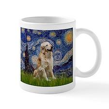 Starry / Golden (B) Mug
