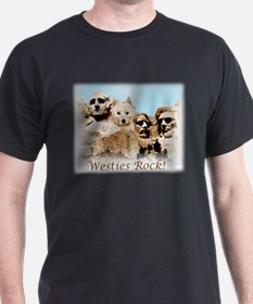 Westies Rock T-Shirt