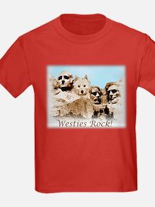 Westies Rock T