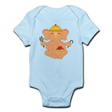 7x7_apparel_CuteGanesha Body Suit