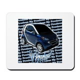 Smart car Mouse Pads