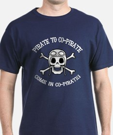 Co-Pirate T-Shirt