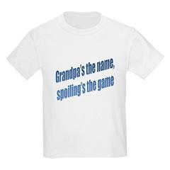 Grandpa's the name T-Shirt