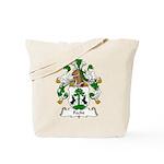 Fecht Family Crest Tote Bag