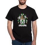 Fecht Family Crest Dark T-Shirt