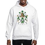 Fecht Family Crest Hooded Sweatshirt