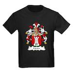 Farber Family Crest Kids Dark T-Shirt