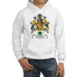 Fabricius Family Crest Hooded Sweatshirt