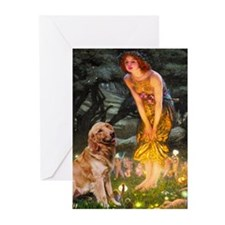 Midsummer's Eve & Golden Greeting Cards (Pk of 10