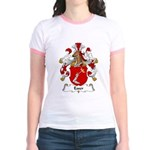 Esser Family Crest Jr. Ringer T-Shirt