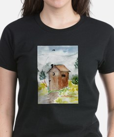 Outhouse Tee