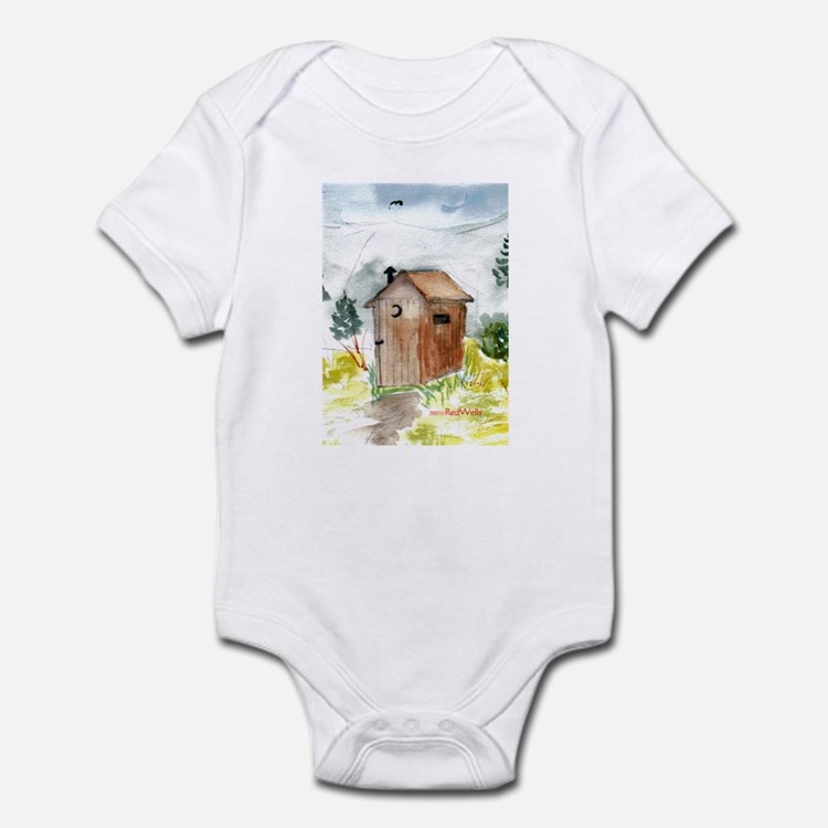 Outhouse Infant Bodysuit