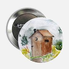 "Outhouse 2.25"" Button"