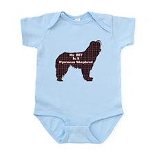 BFF Pyrenean Shepherd Infant Bodysuit