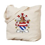 Engerer Family Crest Tote Bag