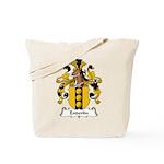 Enderlin Family Crest Tote Bag