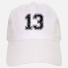 Retro 13 Number Hat
