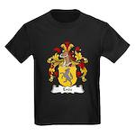 Ende Family Crest Kids Dark T-Shirt