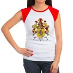Ende Family Crest Women's Cap Sleeve T-Shirt