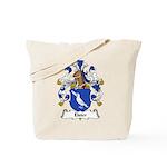 Elster Family Crest Tote Bag