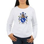 Elster Family Crest Women's Long Sleeve T-Shirt