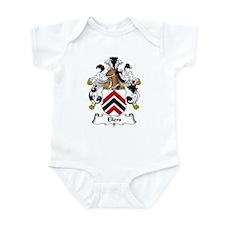 Ellers Family Crest Infant Bodysuit