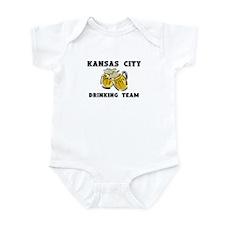 Kansas City Infant Bodysuit