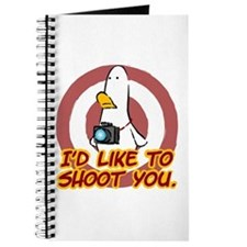 WTD: I'd like to shoot you Journal