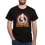 WTD: I'd like to shoot you Dark T-Shirt
