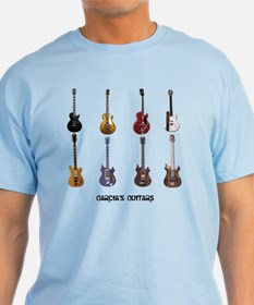 Garcia's Guitars Daddy T-Shirt