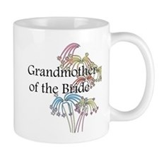 Fireworks Grandmother of the Bride Mug